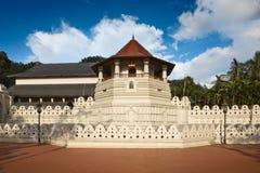 Tempel van de Tand. Sri Lanka stock afbeeldingen