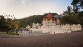 Tempel van de Tand, Sri Lanka Stock Foto
