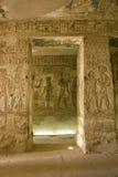 Tempel van Derr Stock Afbeeldingen