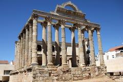 Tempel van Diana Stock Fotografie