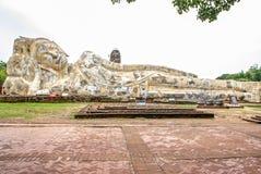 Tempel van Doende leunen Boedha royalty-vrije stock afbeeldingen