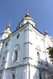 Tempel van een klooster. Stock Afbeelding