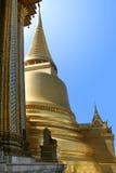 Tempel van Emerald Buddha Royalty-vrije Stock Afbeelding