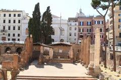 Tempel van Gebiedssacra dell ` Argentinië Royalty-vrije Stock Afbeelding