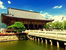 Tempel van God Royalty-vrije Stock Foto's