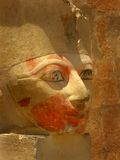 Tempel van Hatshepsut, de Vallei van Koningen, Luxor (Egypte) Royalty-vrije Stock Foto