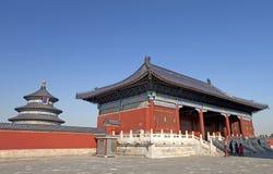 Tempel van Hemel Stock Afbeeldingen