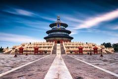Tempel van Hemel in Peking stock afbeelding