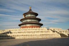 Tempel van Hemel in Peking Stock Afbeeldingen