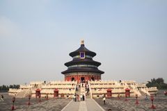 Tempel van Hemel (Tan Tian) Royalty-vrije Stock Foto