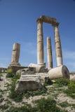 Tempel van Hercules royalty-vrije stock foto