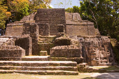 Tempel van het Masker Stock Foto