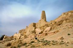Tempel van het Orakel Stock Afbeelding