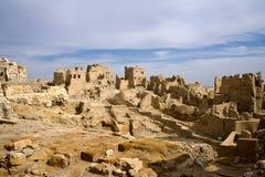 Tempel van het Orakel Stock Foto's