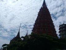 Tempel 3 van het tijgerhol Royalty-vrije Stock Foto's