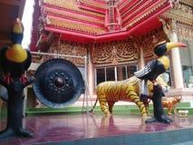 Tempel 9 van het tijgerhol Stock Fotografie