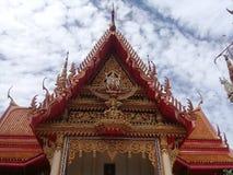 Tempel 14 van het tijgerhol Stock Fotografie