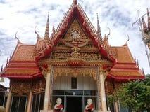 Tempel 15 van het tijgerhol Stock Foto