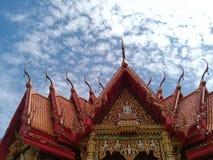 Tempel 1 van het tijgerhol Stock Afbeeldingen