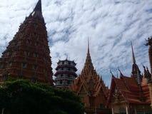 Tempel 2 van het tijgerhol Stock Foto