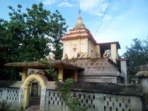 Tempel van krishna Royalty-vrije Stock Afbeelding