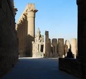 Tempel van Luxor royalty-vrije stock foto's