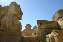 Tempel van Luxor Stock Fotografie