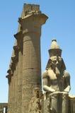 Tempel van Luxor Royalty-vrije Stock Fotografie