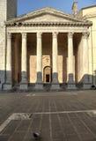 Tempel van Minerva Assisi Stock Foto