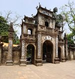 Tempel van Parfumpagode, Hanoi, Vietnam Royalty-vrije Stock Foto's