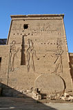 Tempel van Philae Stock Afbeelding