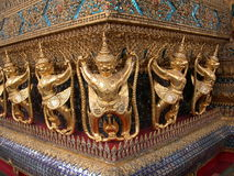 Tempel van Smaragdgroene Boedha 1 Stock Foto's