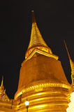 Tempel van Smaragdgroene Boedha Royalty-vrije Stock Afbeelding