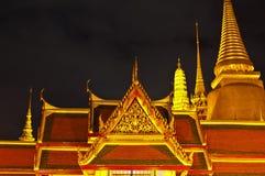 Tempel van Smaragdgroene Boedha Royalty-vrije Stock Afbeeldingen