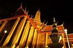 Tempel van Smaragdgroene Boedha Stock Foto's