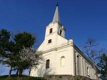 Tempel van Szentbekkalla royalty-vrije stock foto's