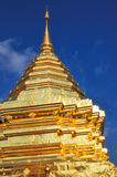 Tempel van Thailand Royalty-vrije Stock Fotografie