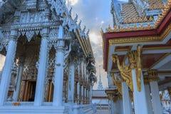 Tempel van Thailand Stock Afbeelding