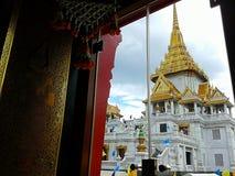 Tempel van Thailand Royalty-vrije Stock Afbeelding