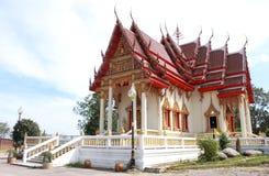 Tempel van Thaise arts. Royalty-vrije Stock Foto
