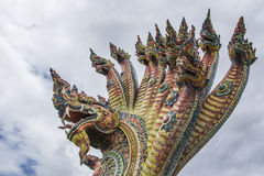 Tempel van Verbod Rai, Stock Foto's