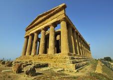 Tempel van Verdrag stock afbeeldingen