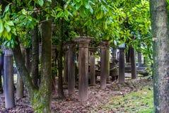 Tempel in Vittoriale, Italië Royalty-vrije Stock Fotografie