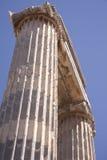 Tempel von Apollo bei Didyma, die Türkei lizenzfreie stockfotos