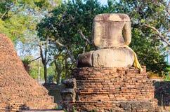 Tempel von Ayuthaya, Thailand, Stockfotografie