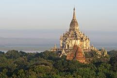 Tempel von Bagan 3 Stockfotografie