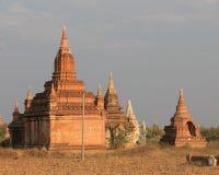 Tempel von Bagan Stockfoto