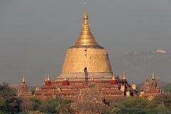 Tempel von Bagan 8 Lizenzfreies Stockbild