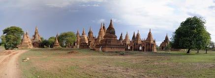 Tempel von Bagan Myanmar Lizenzfreie Stockfotos