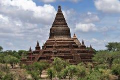 Tempel von Bagan Myanmar Stockbilder